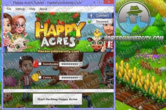 Happy acres android