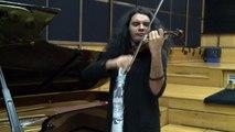 L'enfant terrible du violon en concert Salle Pleyel