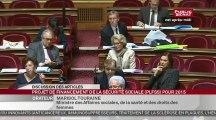 Suite de l'examen du projet de loi de financement de la sécurité sociale - En séance