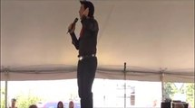 Chris Connors sings A Little Less Conversation at Elvis Week 2012 video