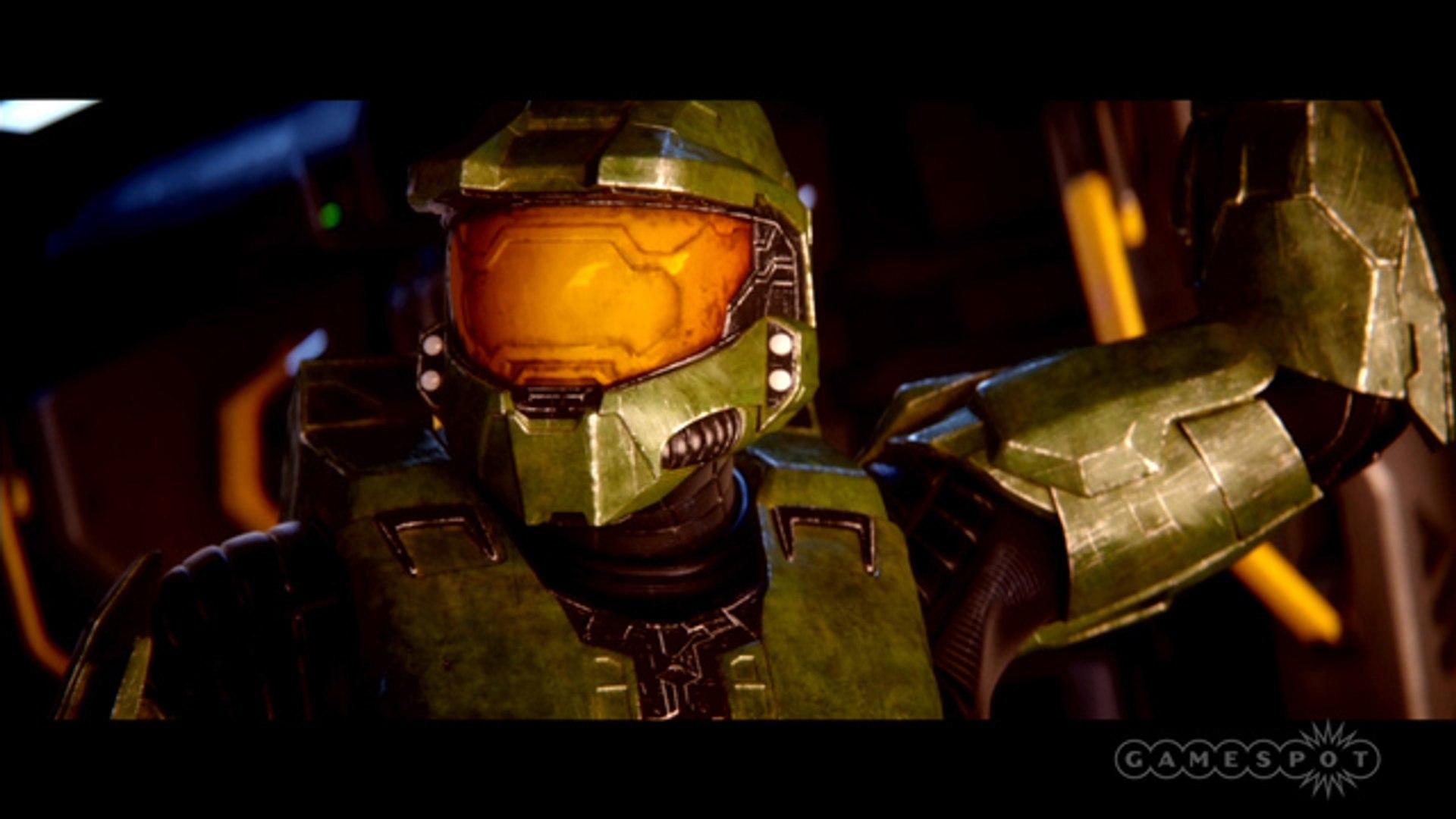 Halo 2: Anniversary Cutscene and New Mombasa Fight