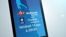 Mulhouse HB Sud Alsace / Chartres Metropole 28 - ProD2 Handball