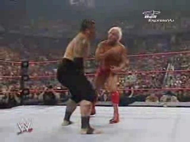 Umaga vs Ric Flair