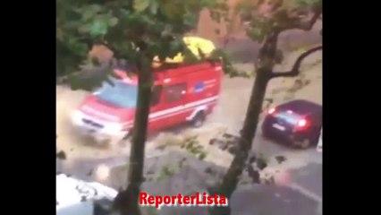 Esondato torrente Polcevera a Genova, ancora alluvioni in città