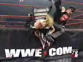 Jeff Hardy vs Undertaker (ladder match)
