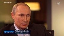Vladimir Putin interview to ARD / Vladimir Putin ARD-Exklusiv-Interview - ARD (15.11.2014)