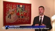 Toutes les tapisseries Matisse au Cateau-Cambrésis