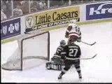 NHL - Hockey - Hits Saves Goals
