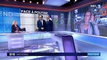 G20 : un tête-à-tête tendu entre Vladimir Poutine et François Hollande