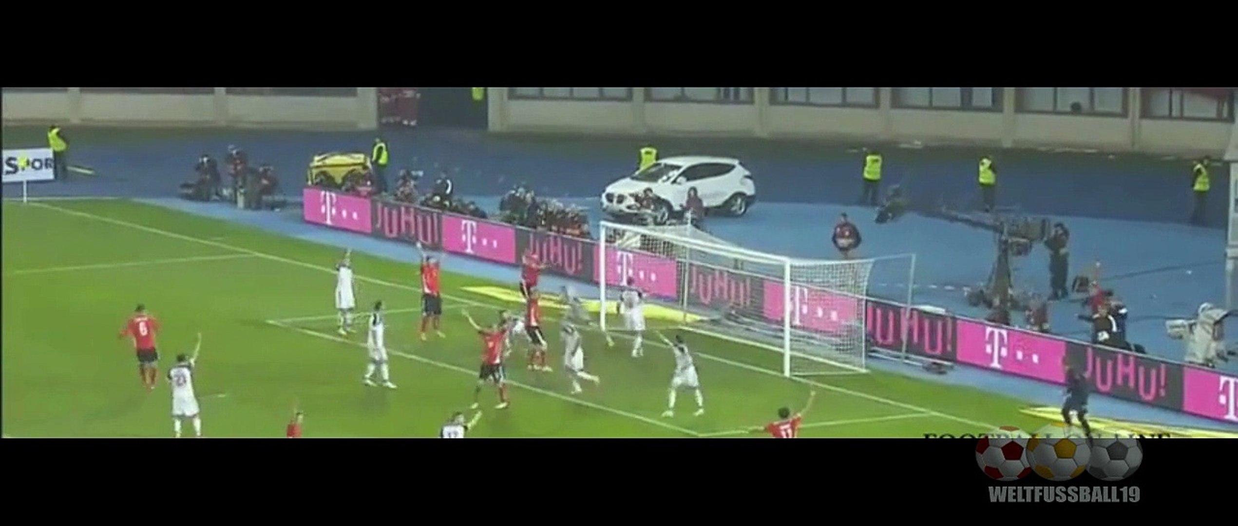 Austria 1 - 0 Russia Goal / Austria 1 - 0 Rusia