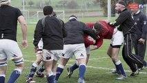 La caméra en balade - Match rugby: Nyon vs Cern (18 novembre 2014)