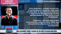 Nino Alejandro Of The Famous Alejandro Clan Turns 4 Chairs On The Voice PH