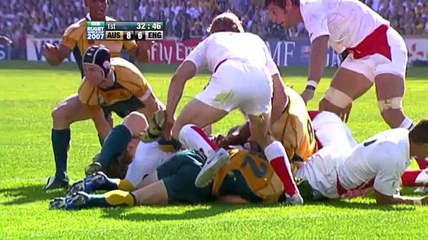 Rugby WC 2007.10.06 QF 1 - Australia vs England
