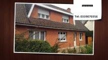 A vendre - maison - BLENDECQUES (62575) - 5 pièces - 103m²