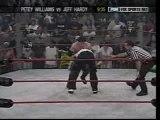 NWA-TNA - Jeff Hardy VS Petey Williams