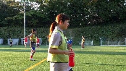 20141115 SUNS vs LIONS Q4 東京ベイサンズ対R246ライオンズ - AFL Japan