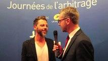 #JNA2014 - Interview de Christophe Maé, retour sur son expérience de Parrain / Groupe La Poste - Tous formidables - Tous arbitres