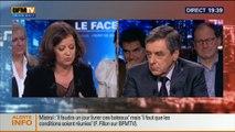 BFM Politique: François Fillon face à Élisabeth Lévy (5/6) - 16/11