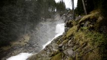 _DSC4210 Krimmler Wasserfälle, cascades entre 1090 et 1470m