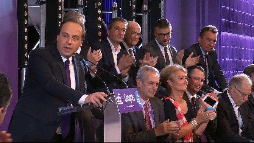 Congrès 2014 - Discours de Jean-Christophe LAGARDE Président de l'UDI