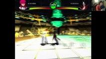 Kurama VS Karasu In A YuYu Hakusho Dark Tournament Match / Battle / Fight - With Commentary