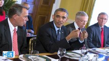 Republicans Weigh Government Shutdown to Stop Obama on Immigration
