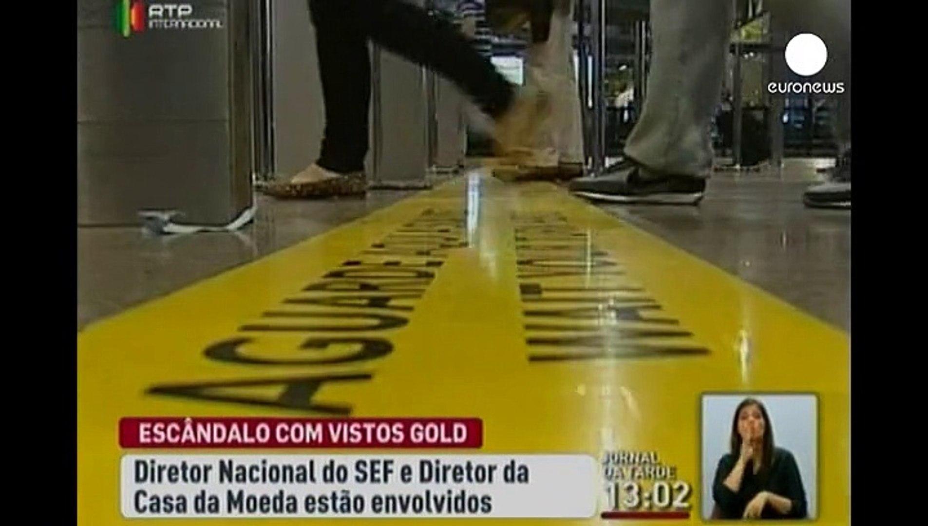 Глава МВД Португалии подал в отставку из-за скандала о «золотых визах»