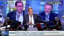 Brunet & Neumann : Nicolas Sarkozy a-t-il raison de vouloir abroger la loi Taubira? – 17/11