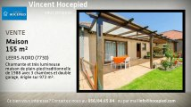 A vendre - Maison - LEERS-NORD (7730) - 155m²
