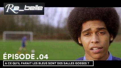 RE-BELLE 1x04 : A ce qu'il parait les bleus sont des sales gosses ?