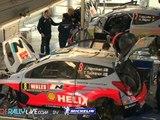 WRC: Sébastien Ogier termine sa saison sur une victoire