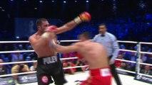 Klitschko conserve pour la 17e fois son titre mondial (WBA-WBO-IBF)