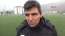 Tokat'ta Köy Futbol Takımının Hedefi Bal Ligi
