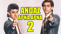 Salman Khan - Aamir Khan BACK TOGETHER In Andaaaz Apna Apna 2