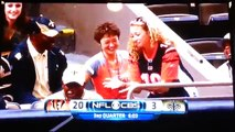 New Orleans Saints Fan Steals Game Ball From Cincinnati Bengals Fan - 11-16-2014