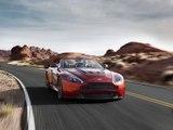 L'Aston Martin V12 Vantage S Roadster passe à l'action