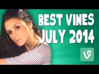 Brittany Furlan VINE Compilation   Best VINES of July 2014!