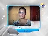 Pakistani Model/Actress Nadia Hussain views about Subh-e-Pakistan