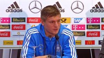 "Kroos vor Spanien: ""Geht ums Prestige!"""