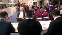 Assemblée Générale Initiative Centre Manche [TéVi] 17-11-14