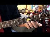 Guitar Chord Form Tutorial #227 Beginner Christmas Song Chords EricBlackmonMusicHD