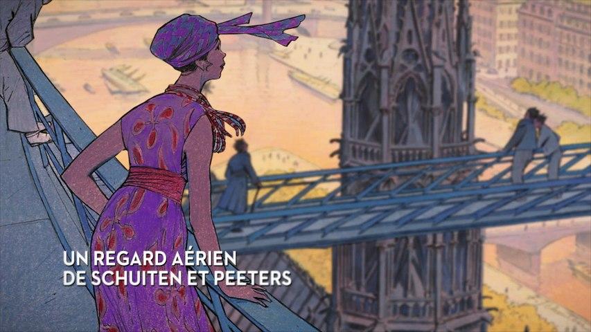 Revoir Paris, François Schuiten et Benoît Peeters