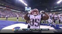 Patriots VS Colts (NFL) - 17 NOVIEMBRE 2014