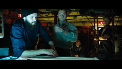 BLACK SEA (clip) featuring Jude Law