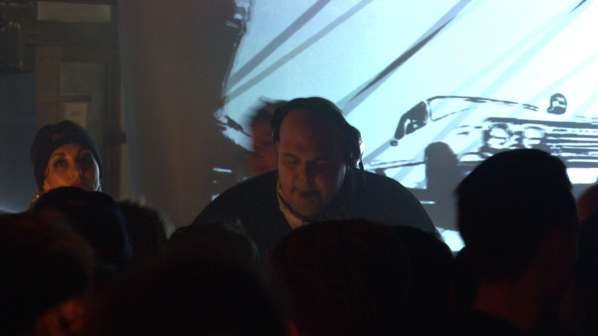 DJ Sneak @ I'm A House Gangster - ADE Edition, Baut (Amsterdam)