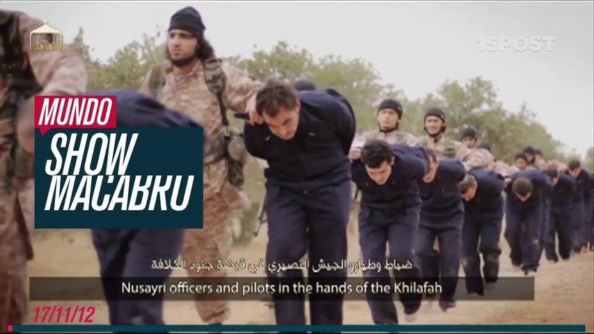 Las decapitaciones de ISIS: un espectáculo morboso - 15POST