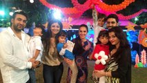 Aaradhya bachhan 3rd birthday party - Watch Star kids