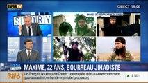 BFM Story: Bourreaux de Daesh: enquête ouverte sur Maxime Hauchard et un autre Français - 17/11