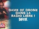 Un drone attaque Difool !