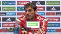 """Spanien: Casillas: """"Müller erinnert an Raul"""""""